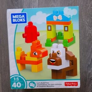 🌟New Mega Blocks Set 🌟